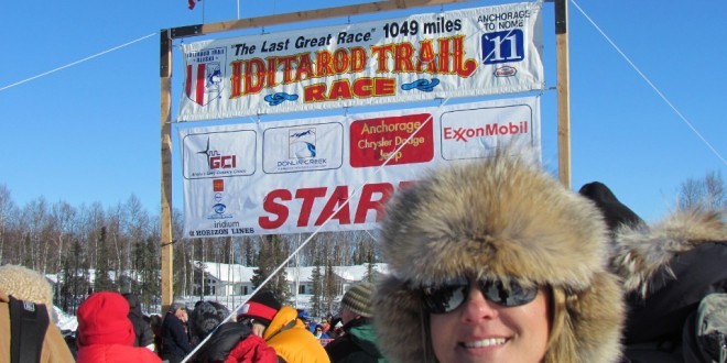 The 39th Annual Iditarod = the Super Bowl of Sled Dog Races and NASCAR…hmmmm