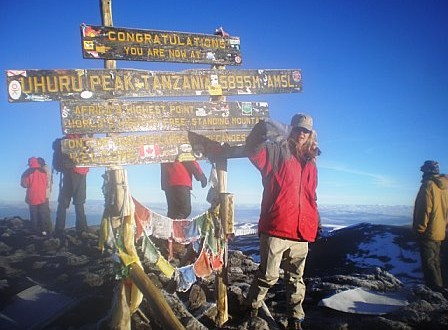 (Africa) Mt. Kilimanjaro