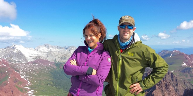 The Maroon Bells Traverse – Summit Report