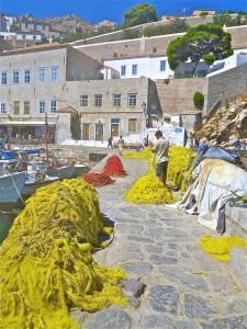 Greece - FishingNets