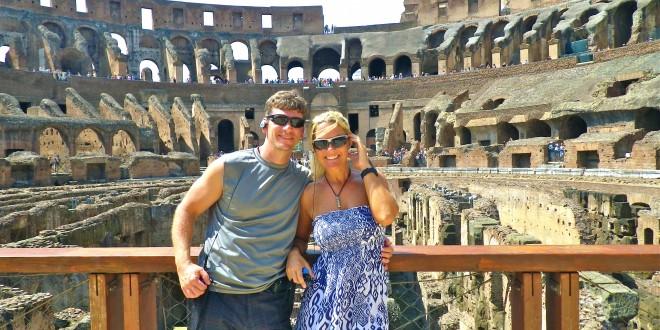 Rome, Italy: Gladiators Ready!