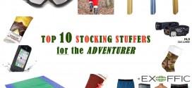 Top 10 Stocking Stuffer Ideas for the Adventurer