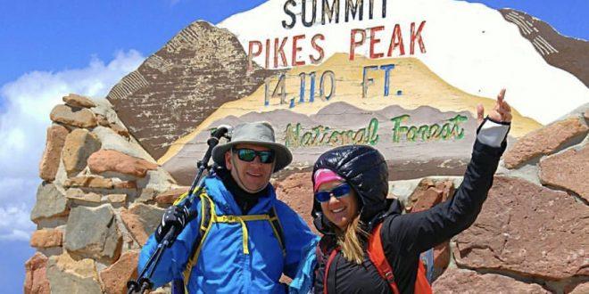 Climbing Pikes Peak via The Barr Trail