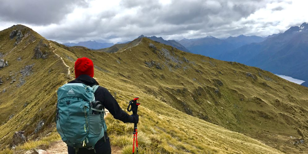 NZ: Backpacking The Kepler Track in 2 Days