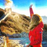 Mom's Ashes – Great Wall of China